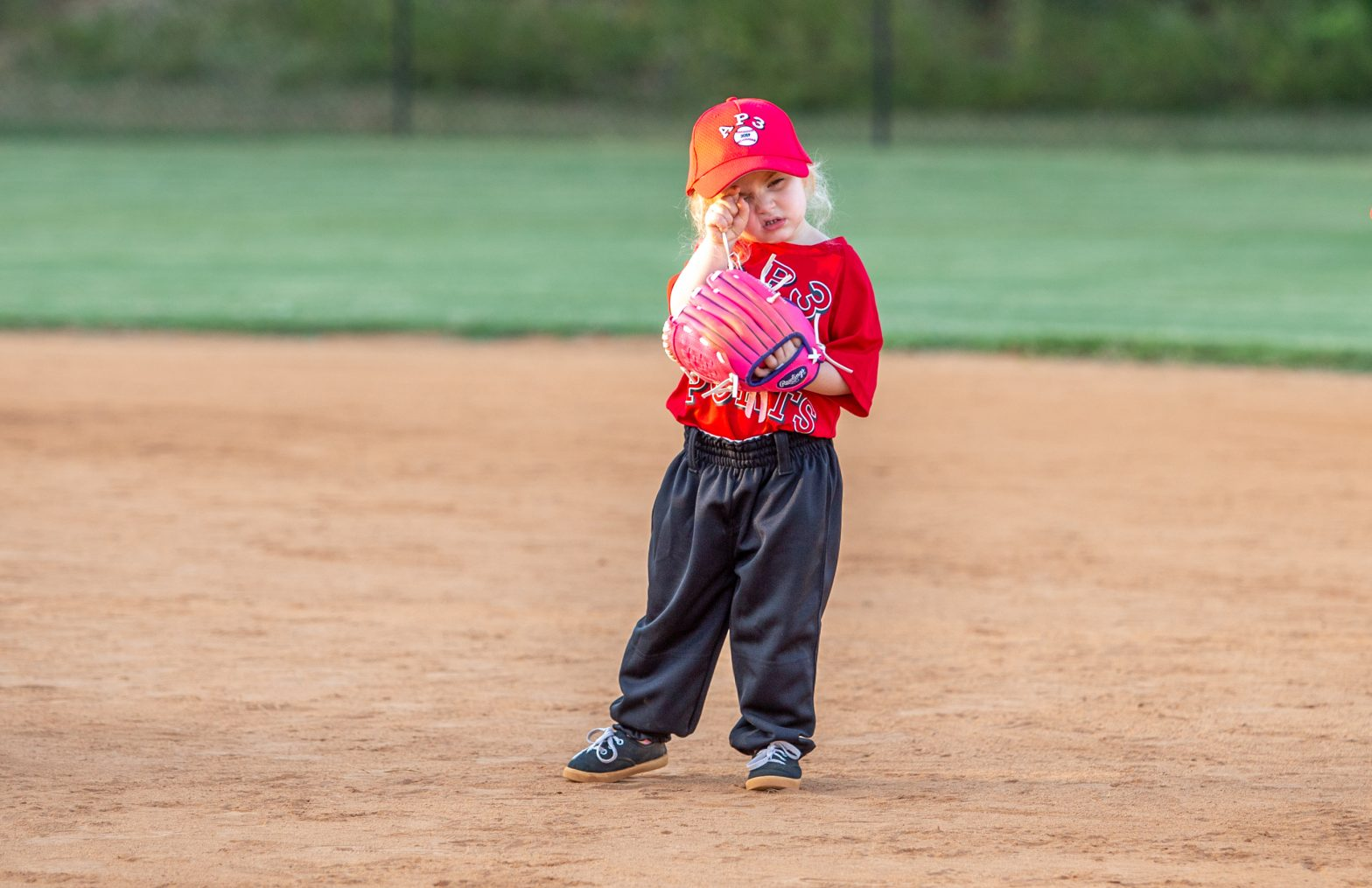 Rock Hill tee ball